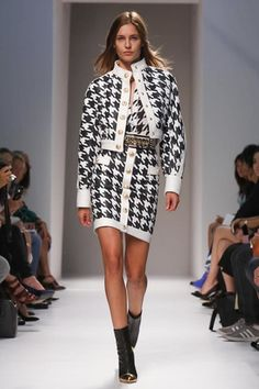 Balmain Ready To Wear Spring Summer 2014 Paris - NOWFASHION
