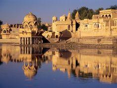 Один из красивейших дворцов. Джайсалмер в Раджастане. India9.jpg (700×525)
