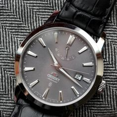Orient Curator Automatic Watch - $415