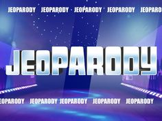 jeopardy game template with sound