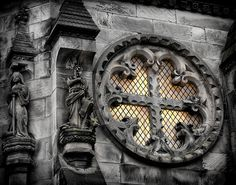 Rosslyn Chapel, Scotland by ROB KNIGHT photography, via Flickr