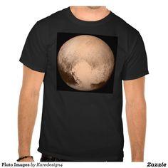 Pluto Image Men's T-shirt