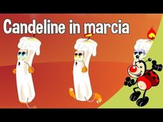 Candeline in marcia per auguri divertenti - Auguri.it - Kalinka