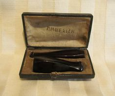 Vintage 1920s Amberith Cigarette Holder and by classiccollector