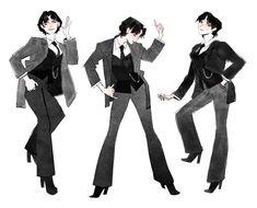 George P (@nobodyanybody0) / Twitter Fantasy Concept Art, Tumblr Boys, My Girl, Illustration Art, Art Illustrations, Chelsea, Character Design, Sketches, Celebrities