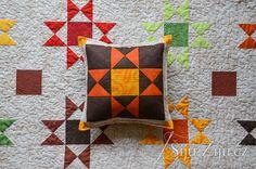 Ohio Star quilt / Šiju-Žiju.cz Ohio, Quilts, Blanket, Stars, Scrappy Quilts, Columbus Ohio, Quilt Sets, Sterne, Blankets