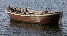 Mr Brown 20 pers. sloepMr Brown 20 pers boatMr Brown 20 pers boatMr Brown 20 pers boat - Mokumboot - sloepverhuur Amsterdam
