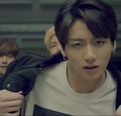 Jungkook is getting handsome every second!!