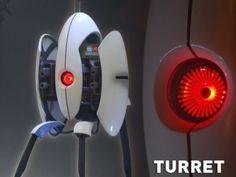 Portal 2 : des répliques des tourelles en vente