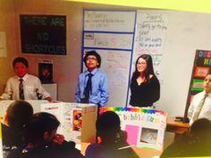 PledgeCents Cause - For the love of story by Deborah Nixon, KIPP 3D Academy