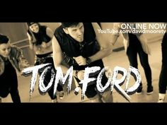 David Moore - THE TOM FORD DANCE - YouTube