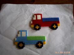 Trucks perler beads by Martin W. - Perler®   Gallery