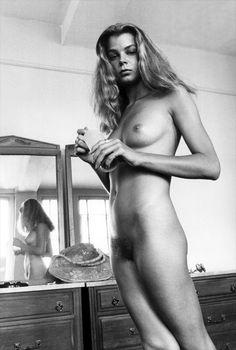 Kristine DeBell. Helmut Newton '200 Motels' Shoot August 1976.