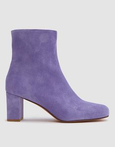 Agnes Boot in Iris Suede. Must have!