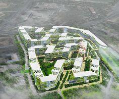 geometry modern green eco design ideas