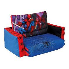 Details About Choose From Boys Spiderman Bedroom Furniture Bed Desk Toy Box Sofa Brand New