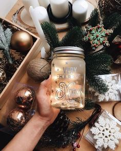 christmas mood aesthetic inspiration lights coziness ideas gifts