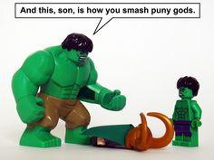 Incredibly Funny Hulk Memes That Will Make You Laugh Like Crazy Marvel Jokes, Marvel Funny, Lego Marvel, Marvel Heroes, Funny Comics, Lego Humor, Lego Jokes, Hulk Memes, Avengers Headquarters