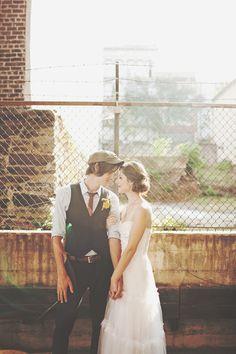 Intimate Virginia Wedding