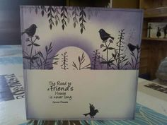 Love this card from cardio stamps