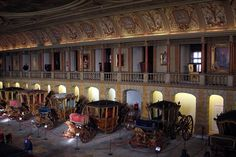 National Museum of Coaches, Lisbon, Portugal
