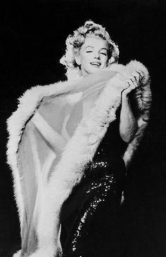 Marilyn Monroe <3 1957