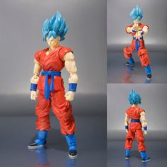 S.H.Figuarts Super Saiyan God SS Son Goku Dragon Ball Z Anime Bandai  PRE-ORDER Will be available on mid November 2015 Available for pre-order from: http://www.figurecentral.com.au/products/s-h-figuarts-super-saiyan-god-super-saiyan-son-goku-from-dragon-ball-z-revival-f-bandai-pre-order?variant=1216622621
