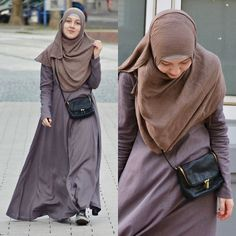 H Hijab, Inayah Abaya, H Bag, Vans Shoes