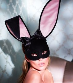 Kate Moss for Playboy 60th Anniversary // #bunny