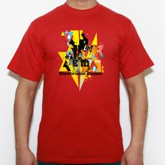 Electronic Music - Camiseta calidad 180 gr/m2 Russell 180