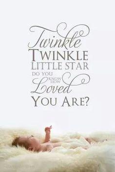 ☆ twinkle, twinkle little star....