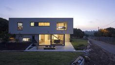 FOUNDSPACENZ — The Rosenberg Golan and Ricky Home / SO...