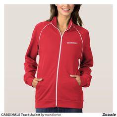CARDINALS Track Jacket