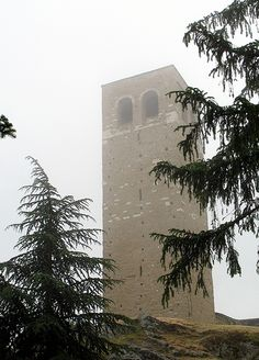 San Leo - Campanile del Duomo