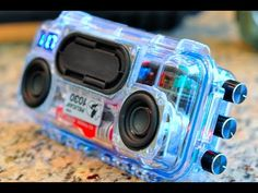 DIY Pelican 1030 Bose SoundLink Mini Replica BoomBox (build tutorial)! - YouTube
