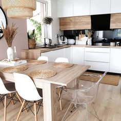 Kitchen Time, Home Decor Kitchen, Home Kitchens, Room Kitchen, Kitchen Living, Dining Room, Home Decor Shops, Online Home Decor Stores, Küchen Design