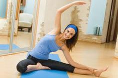 Suffering from neck pain? Try striking some Pilates poses. A new pilot study suggests that Pilates could be beneficial for patients with chronic neck pain. Health Guru, Health Class, Health Trends, Pregnancy Health, Pregnancy Workout, Fitness Tips, Health Fitness, Health Diet, Fitness Goals