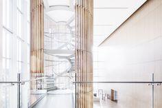 United States Courthouse, Salt Lake City | Thomas Phifer and Partners; Photo: Scott Frances | Archinect