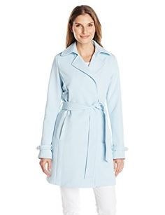 T Tahari Women's Monica Trench Coat Review