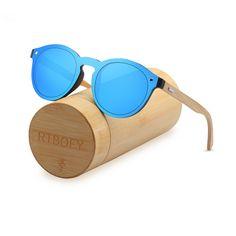 df964f29ef172 Lunettes de soleil Femmes et hommes avec cadre bambou Handmade sunglasses