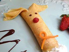 Bunny Crepes  http://www.foodchics.com/wp-content/uploads/2011/04/Bunny-Crepe2.jpg