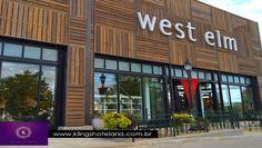 Lojas de móveis West Elm de móveis de luxo de Nova York  utilizam hotéis-boutique como vitrine e estão lançando uma nova moda.  Loja chamada West Elm ,  vende mobília e acessórios Em Nova York nos EUA estão lançando uma nova moda. Uma divisão da Loja Williams-Sonomapela internet e tem 90 lojas no país, divulgou um projeto de quarto de Hotel. Em 2018 a empresa vai começar a inaugurar hotéis-boutique em cinco cidades entre elas Detroit e Charlotte ( Carolina do Norte ).
