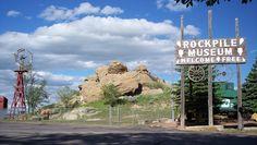 Rockpile Museum; Gillette Wyoming
