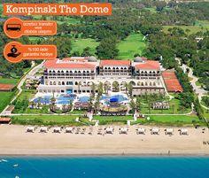 Kalite ve huzurun bir araya geldiği Kempinski The Dome Hotel'de tatil yapmak, ERKEN REZERVASYON fırsatları ile şimdi daha avantajlı!  Bilgi ve Rezervasyon:  ☎ 0212 211 40 20 - 21