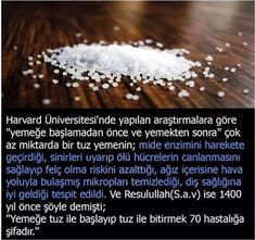 bir yudum Şifa Interesting Facts About World, Interesting Information, Allah, Muhammed Sav, Science News, Science And Nature, Fun Facts, Food And Drink, Instagram