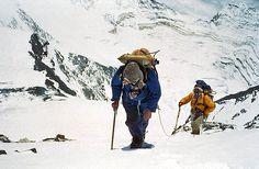 scalatori sul monte everest