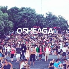 2-Cultural trend there is an uprise in outdoor festivals with bands such as the osheaga festival in montreal