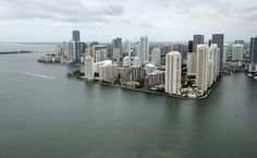 Rising Sea Levels Are Already Making Miami's Floods Worse