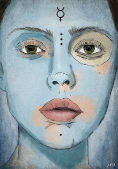 Digital Art - illustration - Giuseppe Skid Truscelli