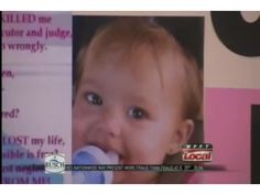 Rally for Justice on Behalf of Slain Toddler, Alissa